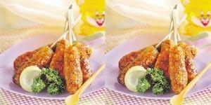 Satai daging giling - Tabloid Nakita