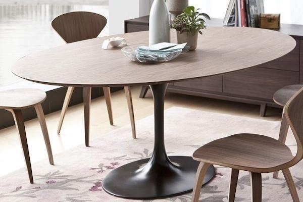 10 Scandinavian Living Room Design Ideas Oval Table Dining Modern Dining Table Saarinen Oval Dining Table