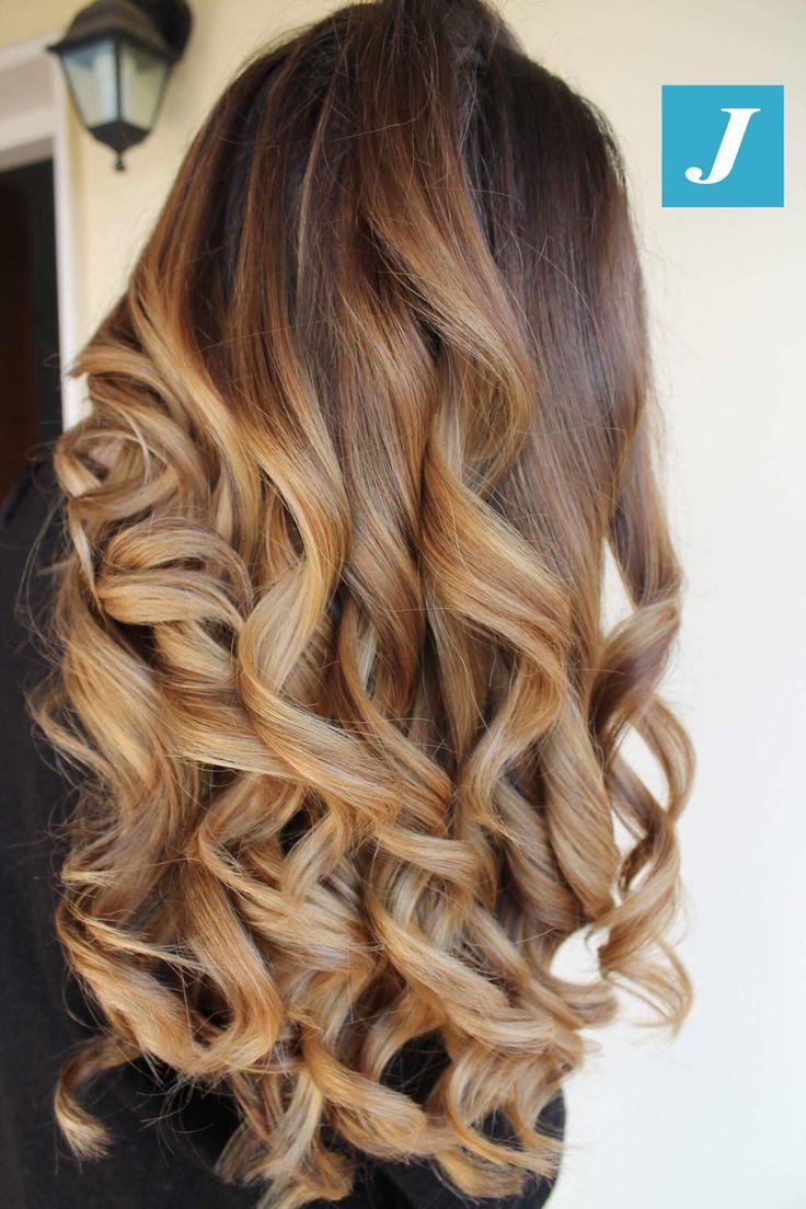 Sfumature Honey and Sand _ Degradé Joelle  #cdj #degradejoelle #tagliopuntearia #degradé #igers #musthave #hair #hairstyle #haircolour #longhair #ootd #hairfashion #madeinitaly #wellastudionyc