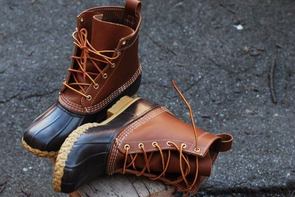 LLBean-Boots because autumn and winter are around the corner you know.