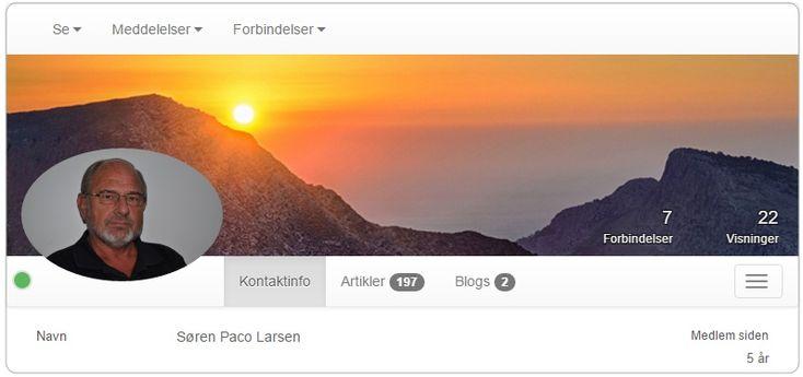 """""""Meeting Point"""" et online mødested på Canariainfo"""