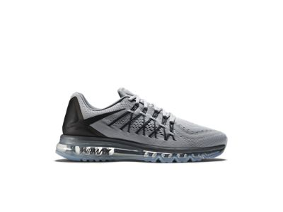 Nike Air Max 2015 Men's Running Shoe, wolf grey/dark grey/cool grey