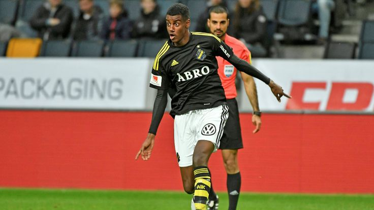 Transfer perfekt! - Wunderkind Isak (17) kommt zum BVB