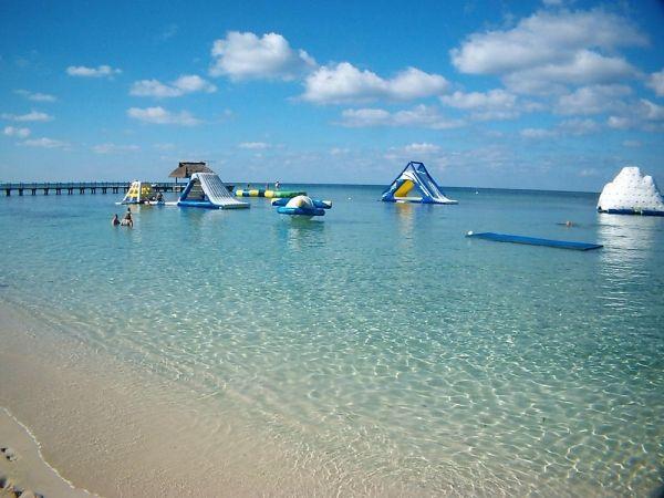 Beautiful Sand At The Beach Paradise Cozumel Mexico Cruise