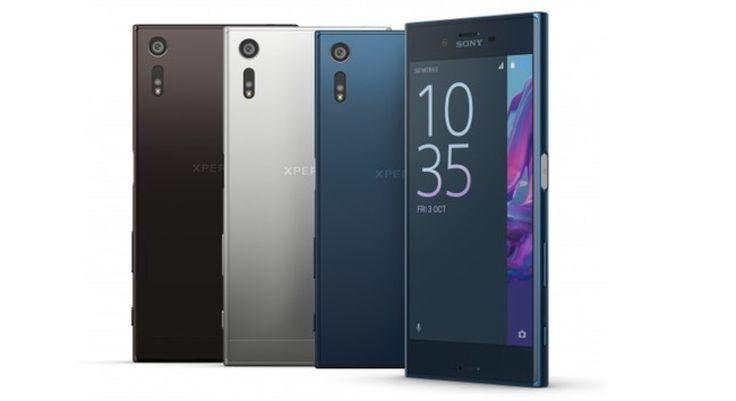 Sony fokuserar på kameran med Xperia XZ och Xperia X compact - Prisjakt Konsument