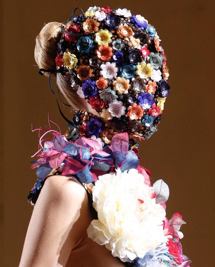 Maison Martin Margiela Couture fall-winter 2013/14 mask
