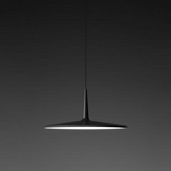 Skan hanglamp LED grafiet | Vibia