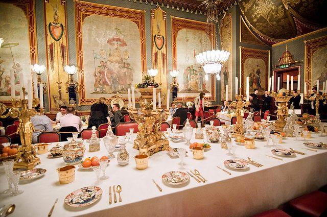 Update Royal Dinner by hellogeri, via Flickr