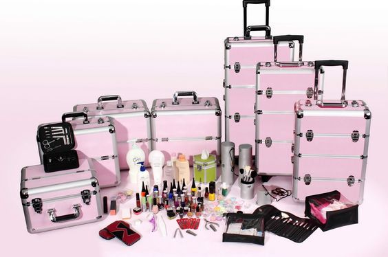 Professional Makeup Cases On Wheels | Professional-Nail-Cases-Makeup-Case-Beauty-Case-Trolley-Case.jpg