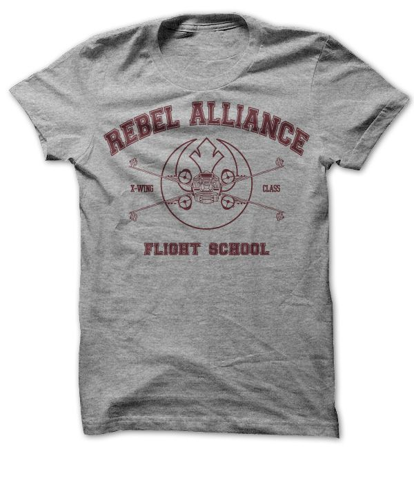 Star Wars - Rebel Alliance Flight Academy @emily dunn thought Keegan would like this