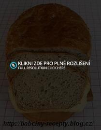 Pšenično - žitný chléb | Babčiny recepty
