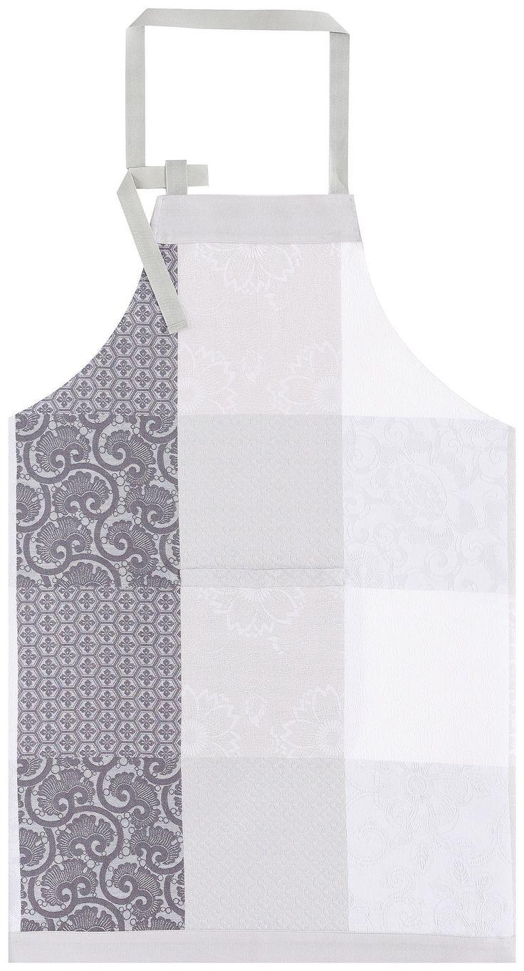 White apron toronto - Fleurs De Kyoto Apron Rhballardshop