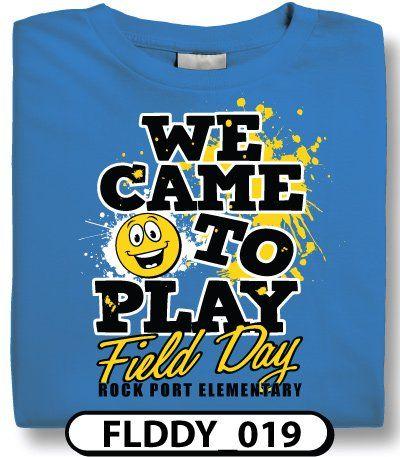 86 best custom field day t shirt designs images on for Spirit t shirt ideas