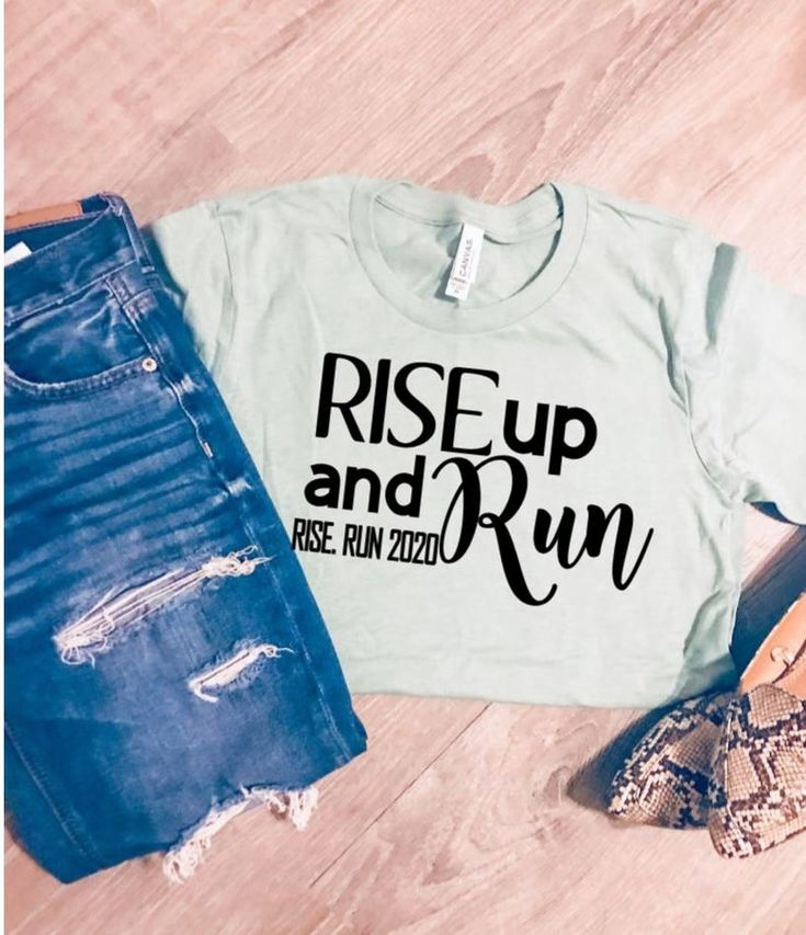 Rise run shirt rachel hollis 5k and half marathon half