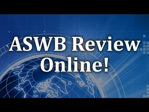 ASWB Study Guide | Therapist Development Center