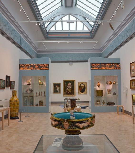Victorian Room, Wolverhampton Art Gallery