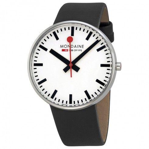Mondaine Classic Swiss Railways Giant Men's Watch A6603032811SBB