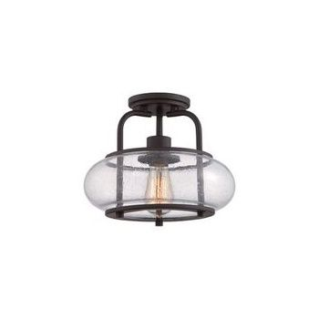 I love the seeded glass and vintage bulbs. Brand new designs made for the UK market. #Lighting