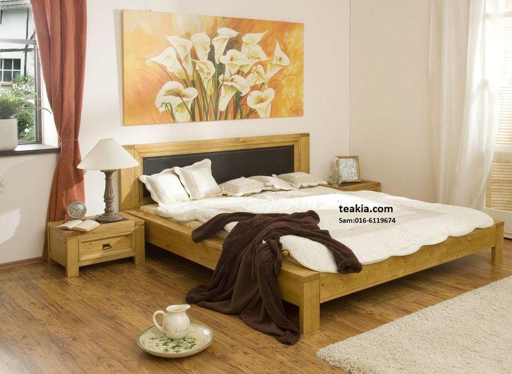 https://flic.kr/p/MMykVQ | bedroom furniture malaysia-teak wood furniture -malaysia-bedroom sets-bed frame | www.teakia.com/bedroom.html