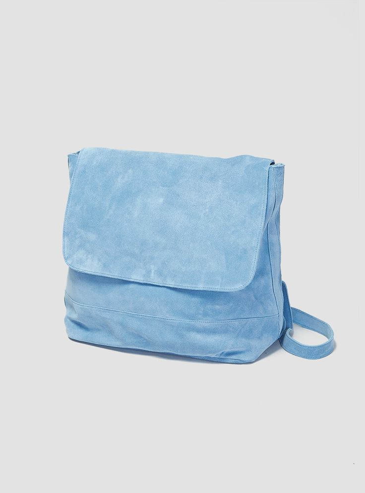 Clyde Room Backpack Sky Blue on Couverture and the Garbstore 328eur