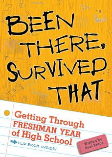 Really, really, really scared about freshmen year of high school... some caring advice please?