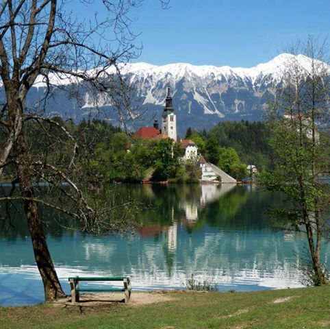 Bled, Slovenia- want to visit my homeland again.