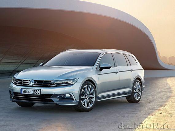 Универсал Фольксваген Пассат Вариант 2015 / VW Passat Variant 2015