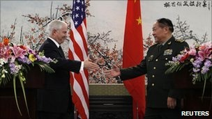 Viewpoint: A new Sino-US high-tech arms race?
