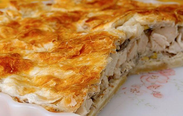 Κοτόπιτα με μπεσαμέλ!! | ΜΑΓΕΙΡΙΚΗ ΚΑΙ ΣΥΝΤΑΓΕΣ | Bloglovin'