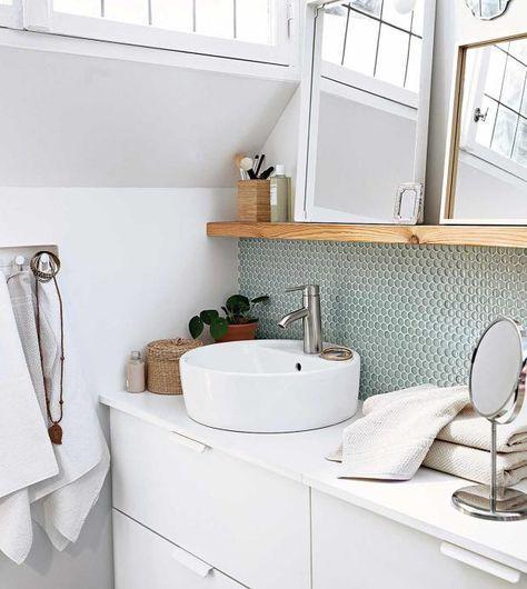 Die besten 25+ kleines weißes Badezimmer Ideen auf Pinterest - kleine badezimmer gestalten