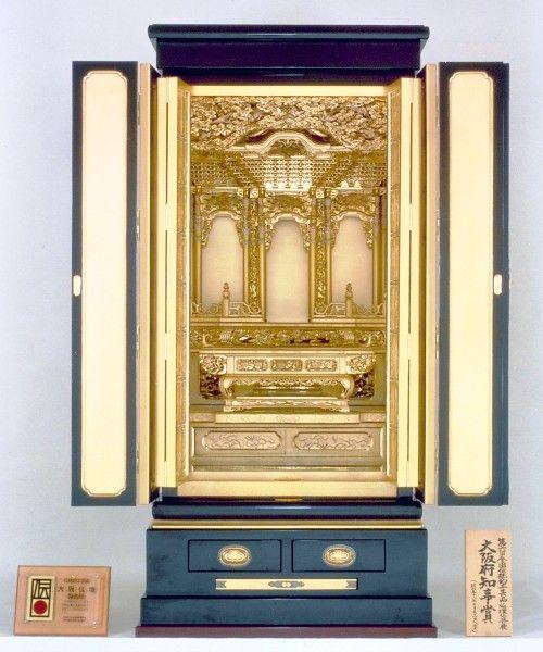 大阪仏壇 | 伝統的工芸品 | 伝統工芸 青山スクエア