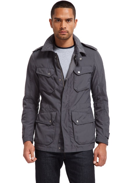 The Allegri Field jacket