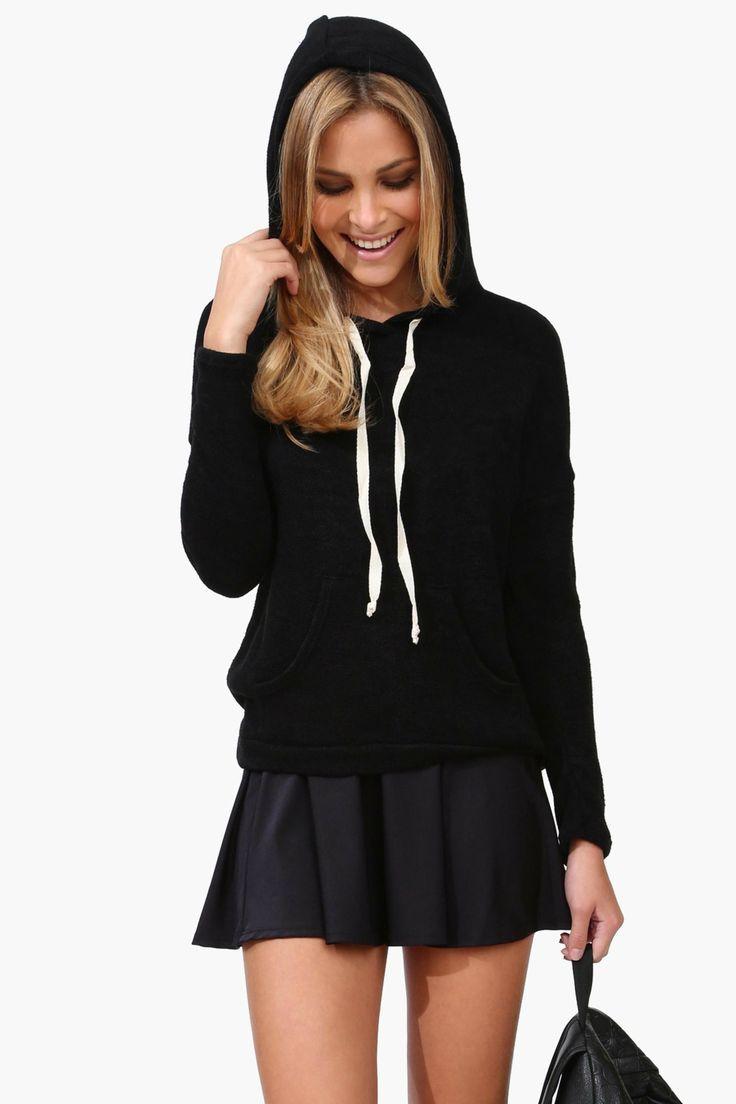 Hoodie + skirt | Shannau0026#39;s style | Pinterest