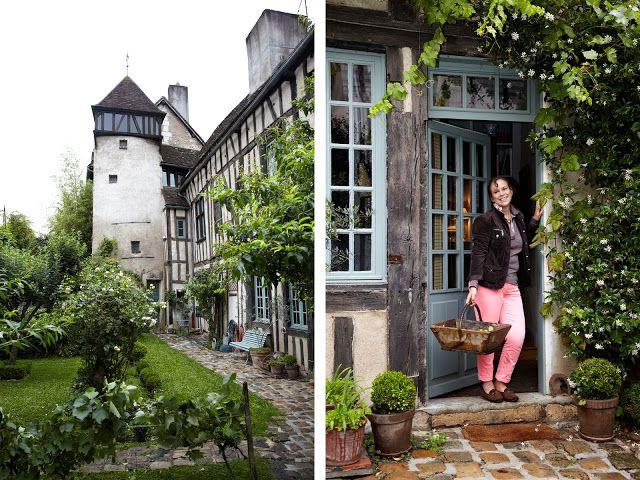 Depósito Santa Mariah: Casa Estilo Tudor De Artista!