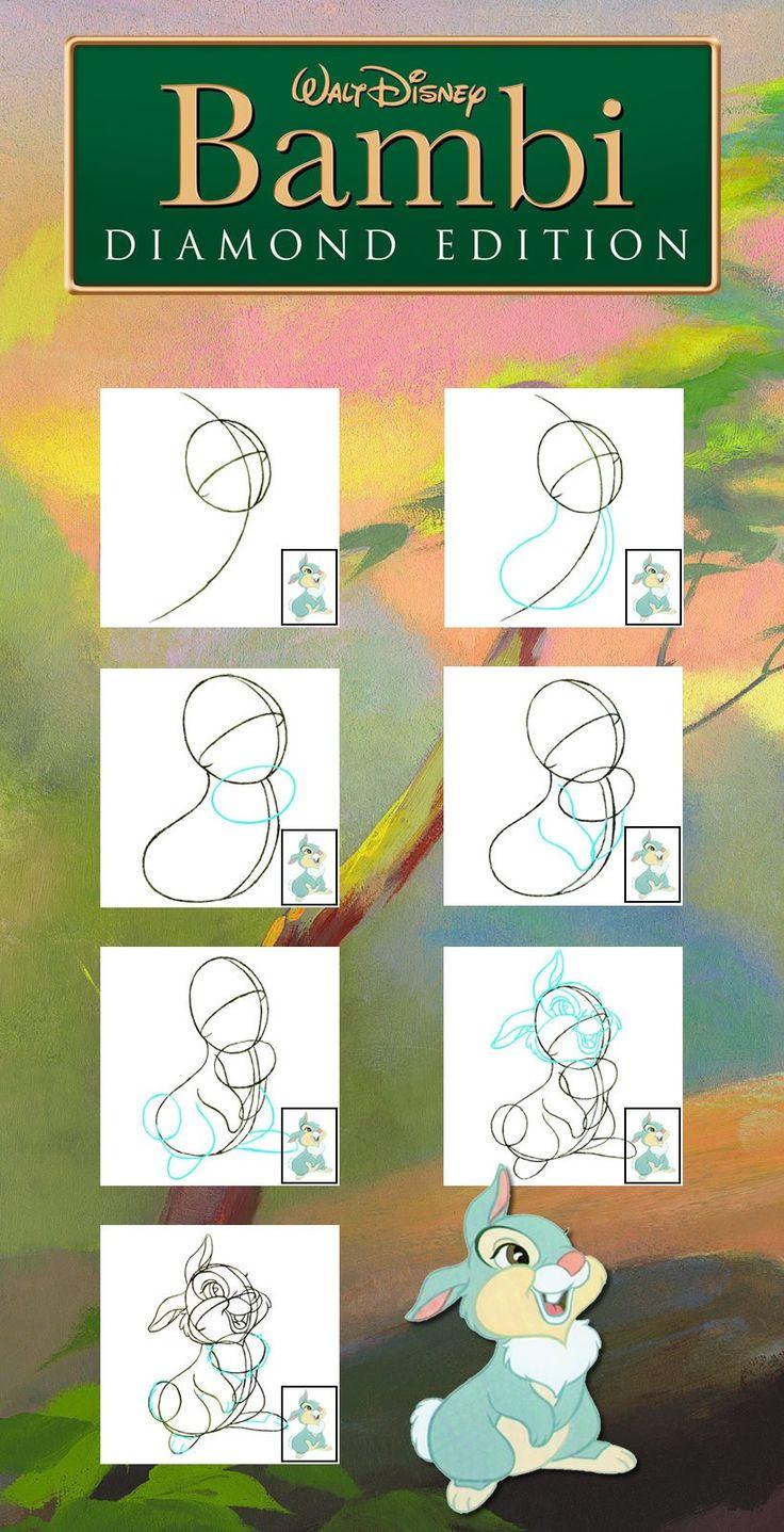 Wie man Klopfer zeichnet