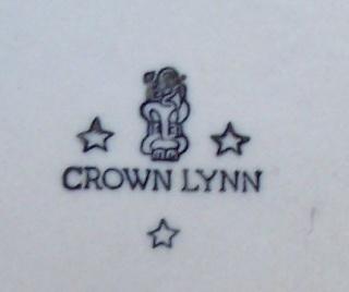 crown lynn tiki