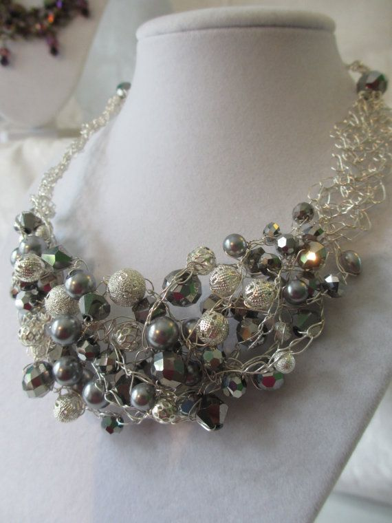 New Years Eve Show Stopper by WolfCreekCreations on Etsy, $65.00 SOLD