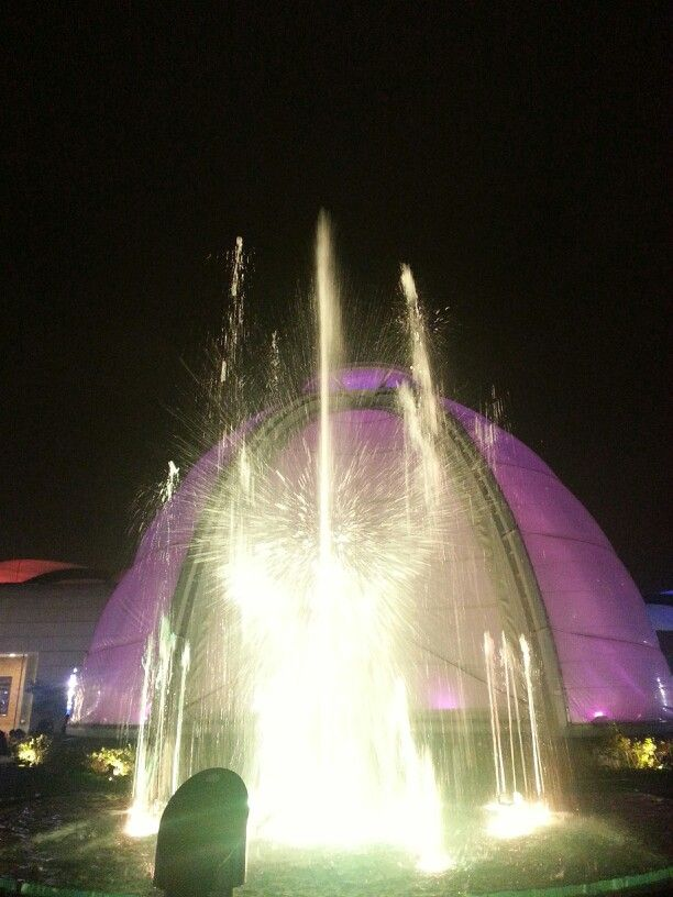 Great water show