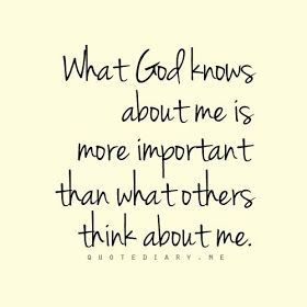 Thankful every day that I believe this