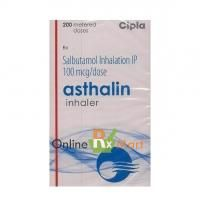 Buy Asthalin Inhaler Online at the cheapest price