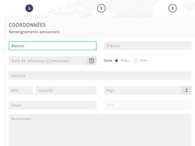 12 best Inline Wizard images on Pinterest Progress bar, Inline - enrolment form template
