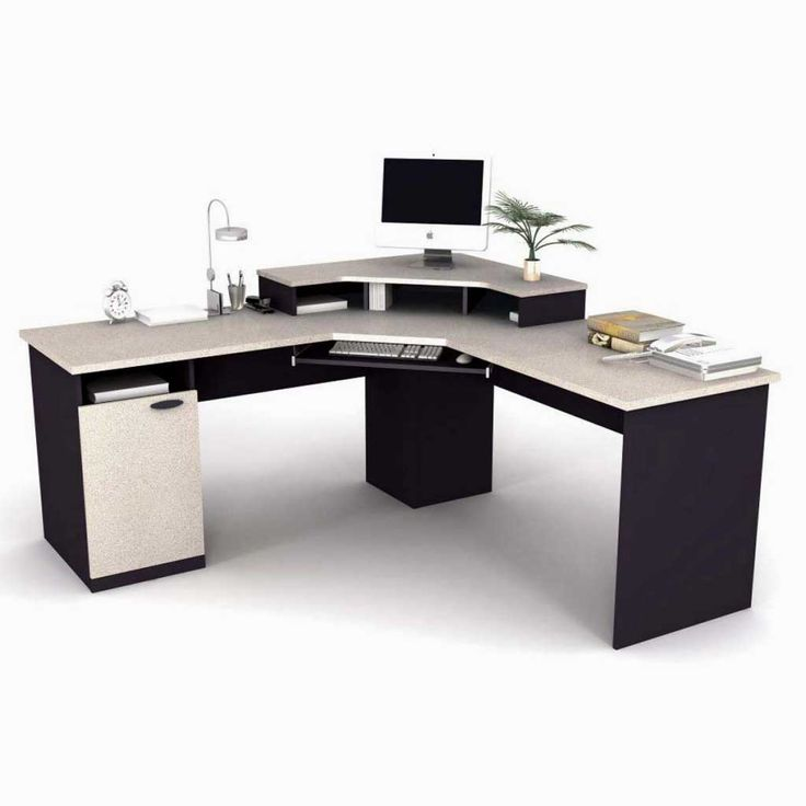Modern Corner Computer Desk   Ideas For Decorating A Desk Check More At  Http:/
