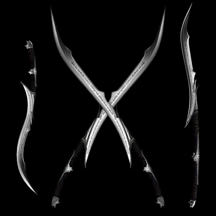 Hmmmm.... [ Swordnarmory.com ] #armaments #weapons #swords