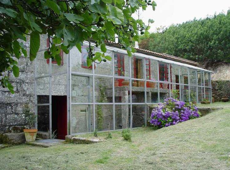 Casa en Cotobade, Pontevedra - 1998-2003 - César Portela