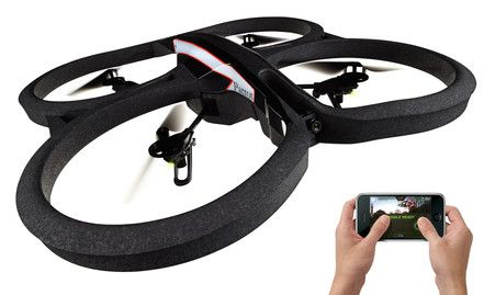 Parrot AR.Drone 2.0 is a awesome toy for all ages! - http://www.billigegadgets.dk