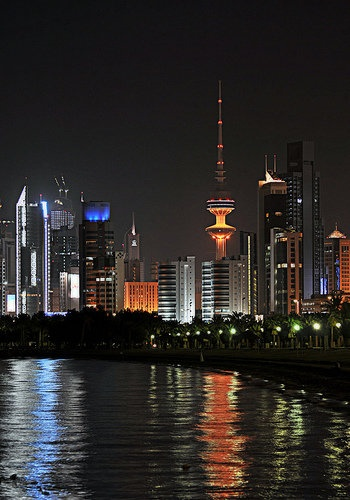 Kuwait City -- 7 months here in 2003! Beautiful place!