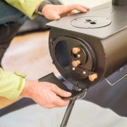 The Frontier Plus: a next-generation portable woodburning stove - Anevay - Anevay
