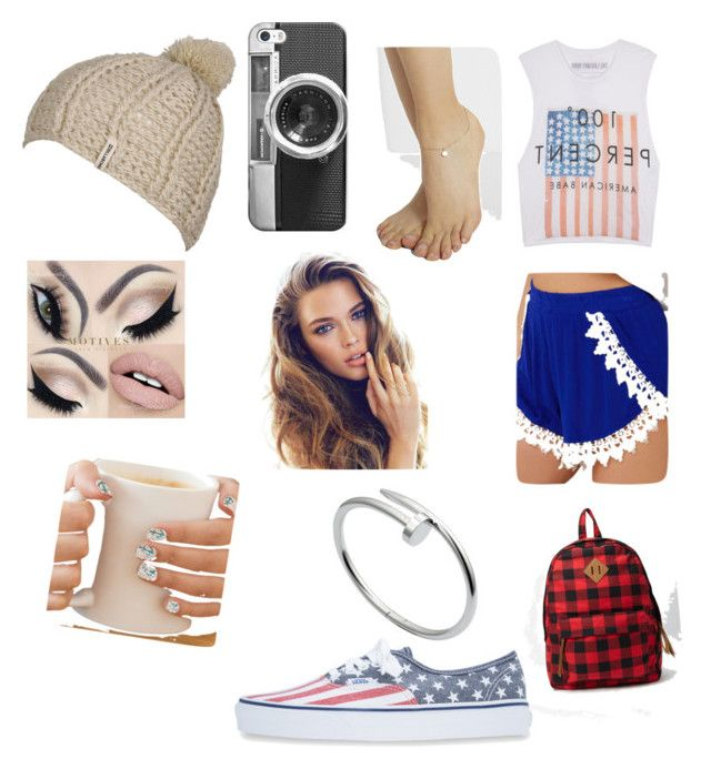"""Untitled #8"" by masterofdolls on Polyvore featuring interior, interiors, interior design, home, home decor, interior decorating, The Laundry Room, Casetify, Vans and Sophie Bille Brahe"