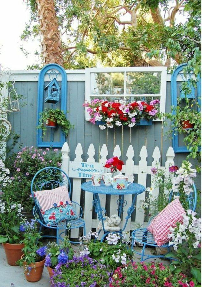 1001 id es pour d corer son jardin des accessoires jardin faire soi m me id es de jardin. Black Bedroom Furniture Sets. Home Design Ideas