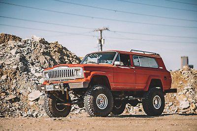 1982 Jeep Cherokee Laredo 1982 Jeep Cherokee Laredo 2 Door
